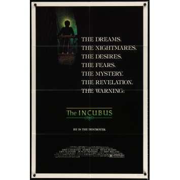 INCUBUS Affiche du film - 69x102 cm