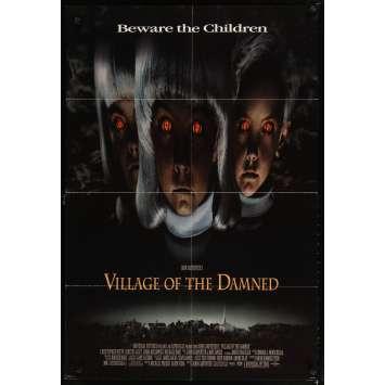 VILLAGE OF THE DAMNED Movie Poster - John Carpenter