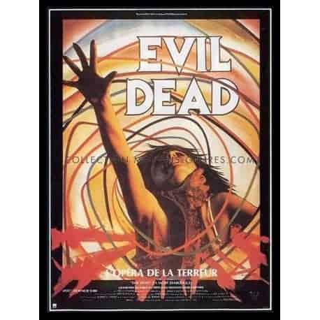 EVIL DEAD Affiche du film - 120x160 cm