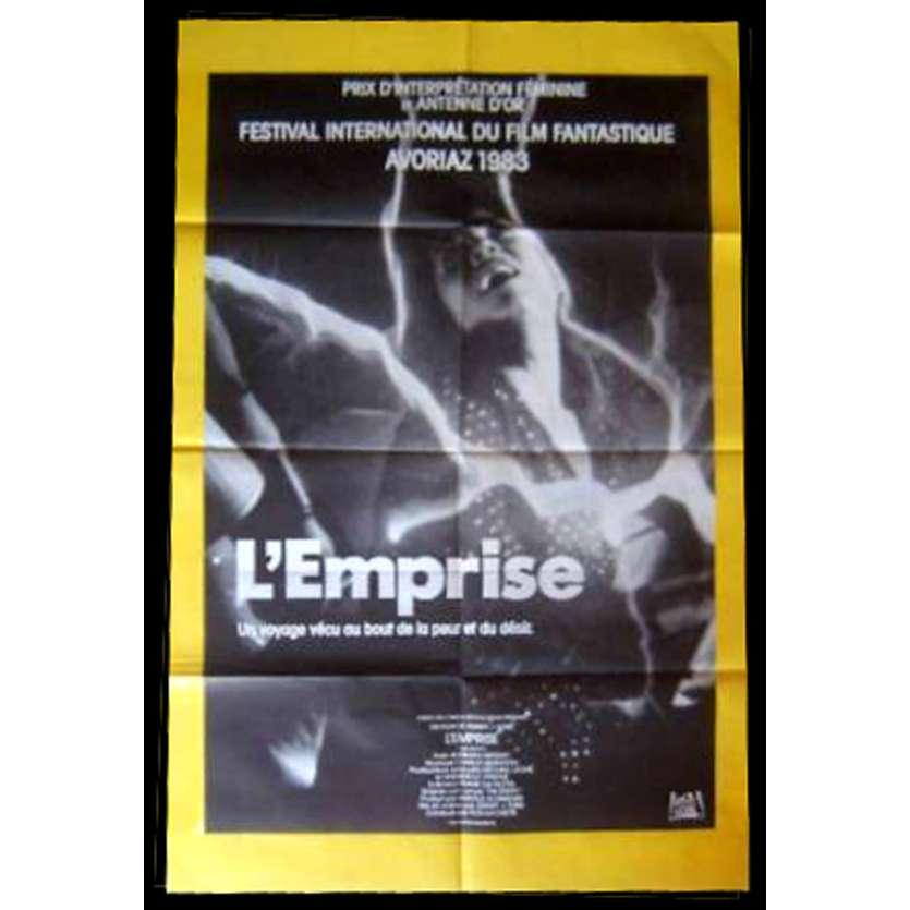 THE ENTITY Movie Poster - Barbara Hershey