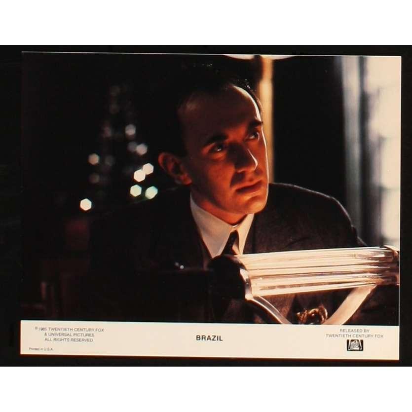BRAZIL Photo du film 20x25 N7 US '85 Terry Gilliam Lobby Card