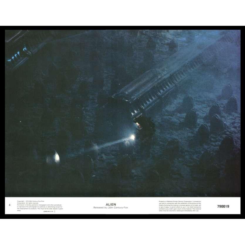 ALIEN 11x14 Lobby Card '79 Ridley Scott LC N6