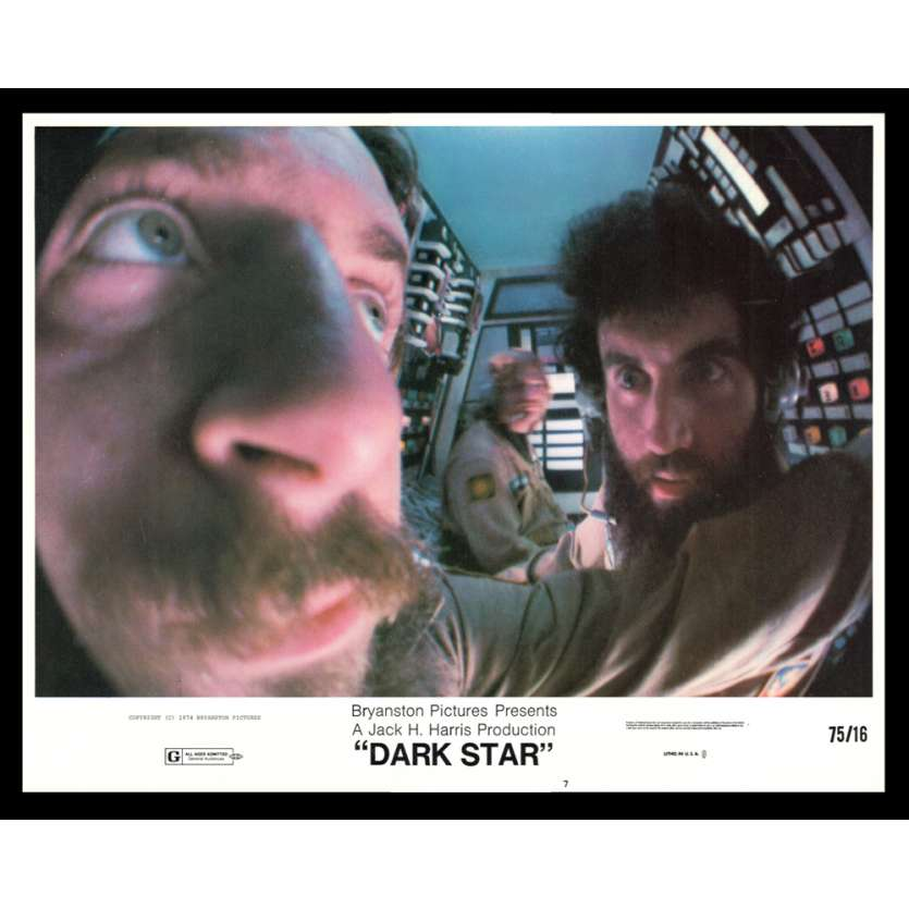 DARK STAR 11x14 Lobby Card '75 John Carpenter LC N2