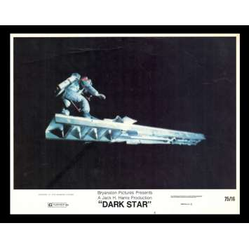 DARK STAR 11x14 Lobby Card '75 John Carpenter LC N1