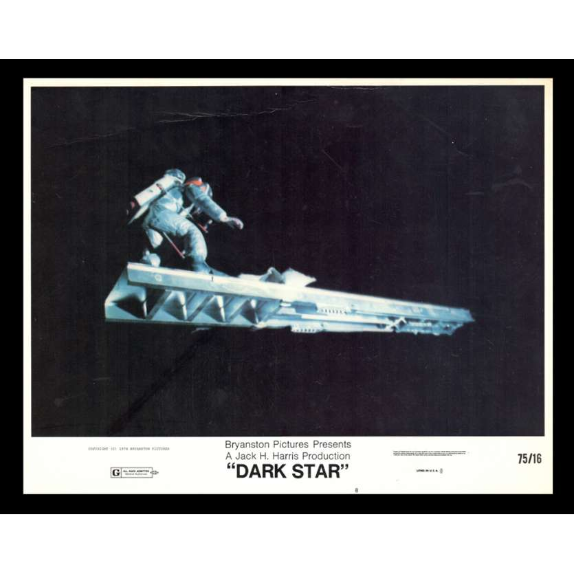 DARK STAR Photo du film 28x36 US '75 Ridley Scott LC N1