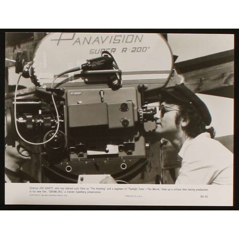 GREMLINS Photo de presse US '84 Joe Dante, Press still N5