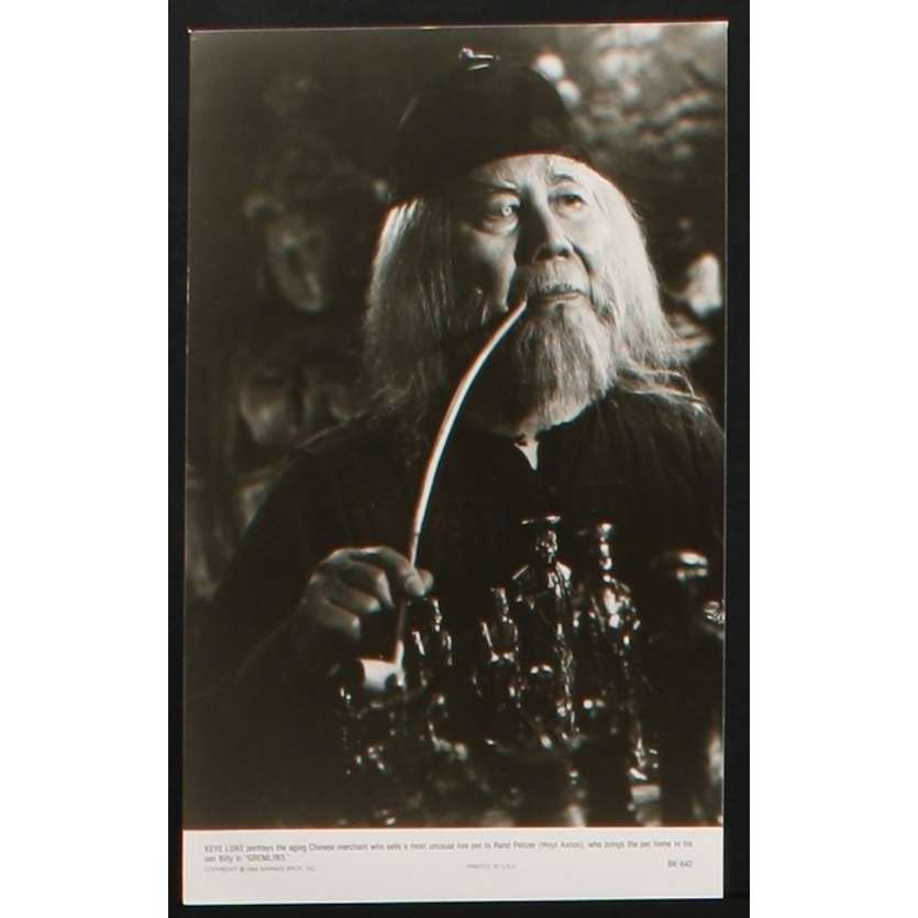 GREMLINS Photo de presse US '84 Joe Dante, Press still N1
