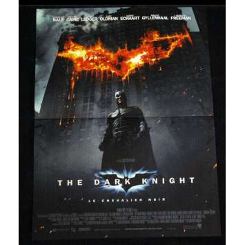 THE DARK KNIGHT French Movie Poster '08 15x21