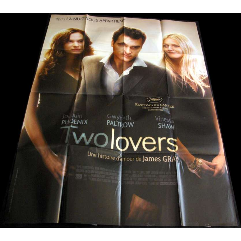 TWO LOVERS French Movie Poster 47x63 '08 James Gray