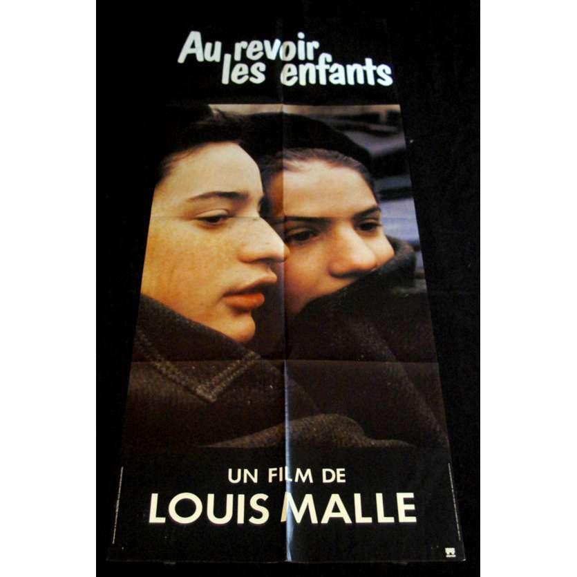 AU REVOIR LES ENFANTS Affiche de film 60x160 - 1987 - Gaspard Manesse, Louis Malle