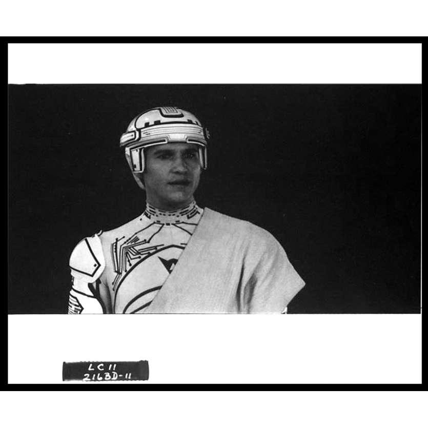 TRON US Transparent 20x12 Flynn - 1982 - Steven Lisberger, Jeff Bridges
