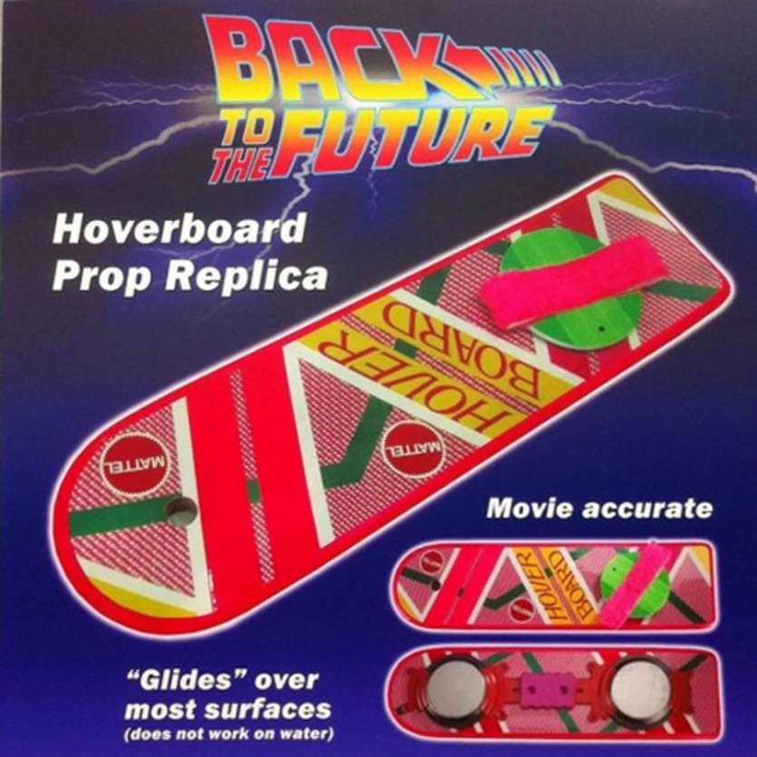 BACK TO THE FUTURE II Hoverboard Movie prop Replica 100% Accurate !