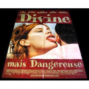 ONE NIGHT AT MCCOOL'S) French Movie Poster 47x63- 2001 - Harald Zwart, Liv Tyler, Matt Dilon