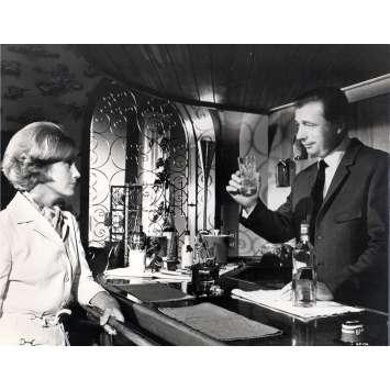 GRAND PRIX Photo de presse N2 20x25 - 1967 - Yves Montand, John Frankenheimer