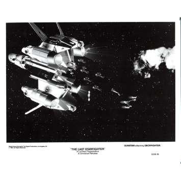 STARFIGHTER Photo de presse N2 20x25 - 1984 - Lance Guest, Nick Castle