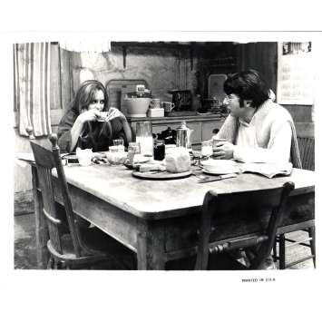STRAW DOGS 8x10 still N8 '72 Dustin Hoffman, directed by Sam Peckinpah