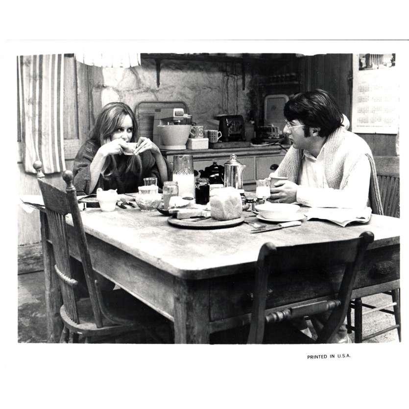 STRAW DOGS 8x10 still N8 '72 Dustin Hoffman, directed by Sam Peckinpah