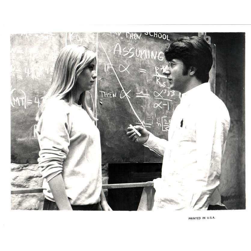 STRAW DOGS 8x10 still N7 '72 Dustin Hoffman, directed by Sam Peckinpah