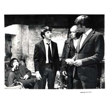 STRAW DOGS 8x10 still N1 '72 Dustin Hoffman, directed by Sam Peckinpah
