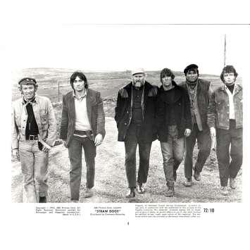 CHIENS DE PAILLE Photo de presse US N2 '72 Straw Dogs Sam Peckinpah Still