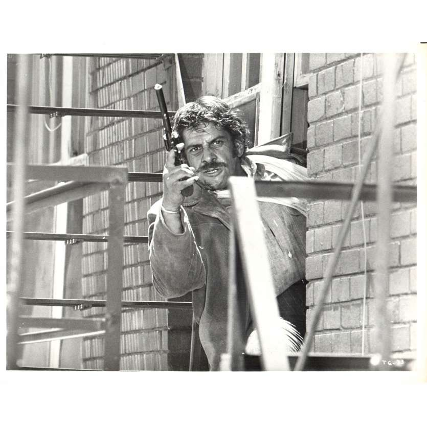 THE GETAWAY US Press Still 8x10- 1972 - Sam Peckinpah, Steve McQueen