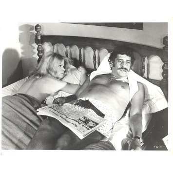 THE GETAWAY US Press Still 8x10- 1972 - Sam Peckinpah, Steve McQueen