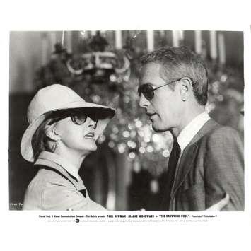 LA TOILE D'ARAIGNEE Photo de film 20x25 - 1975 - Paul Newman, Stuart Rosenberg