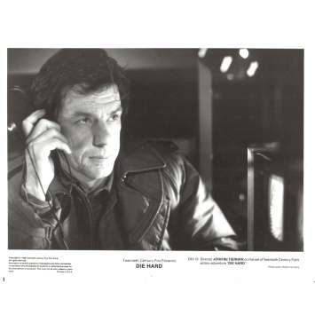 PIEGE DE CRISTAL Photo de film N7 20x25 - 1988 - Bruce Willis, John Mc Tiernan