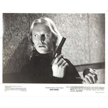 PIEGE DE CRISTAL Photo de film N5 20x25 - 1988 - Bruce Willis, John Mc Tiernan