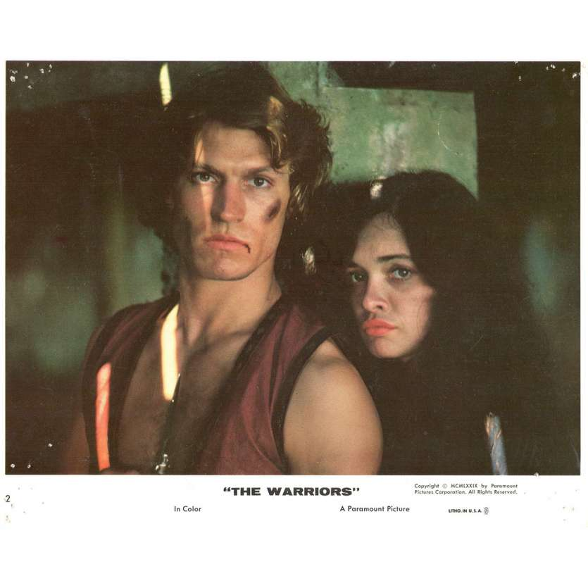 LES GUERRIERS DE LA NUIT Photo de film N2 20x25 - 1979 - Michael Beck, Walter Hill