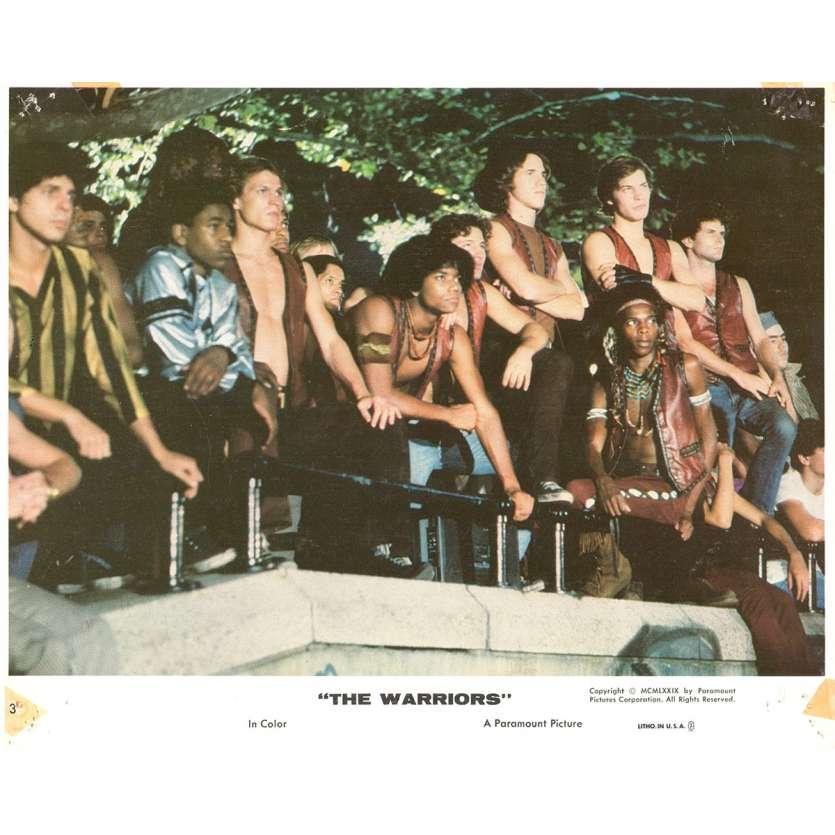 LES GUERRIERS DE LA NUIT Photo de film N3 20x25 - 1979 - Michael Beck, Walter Hill