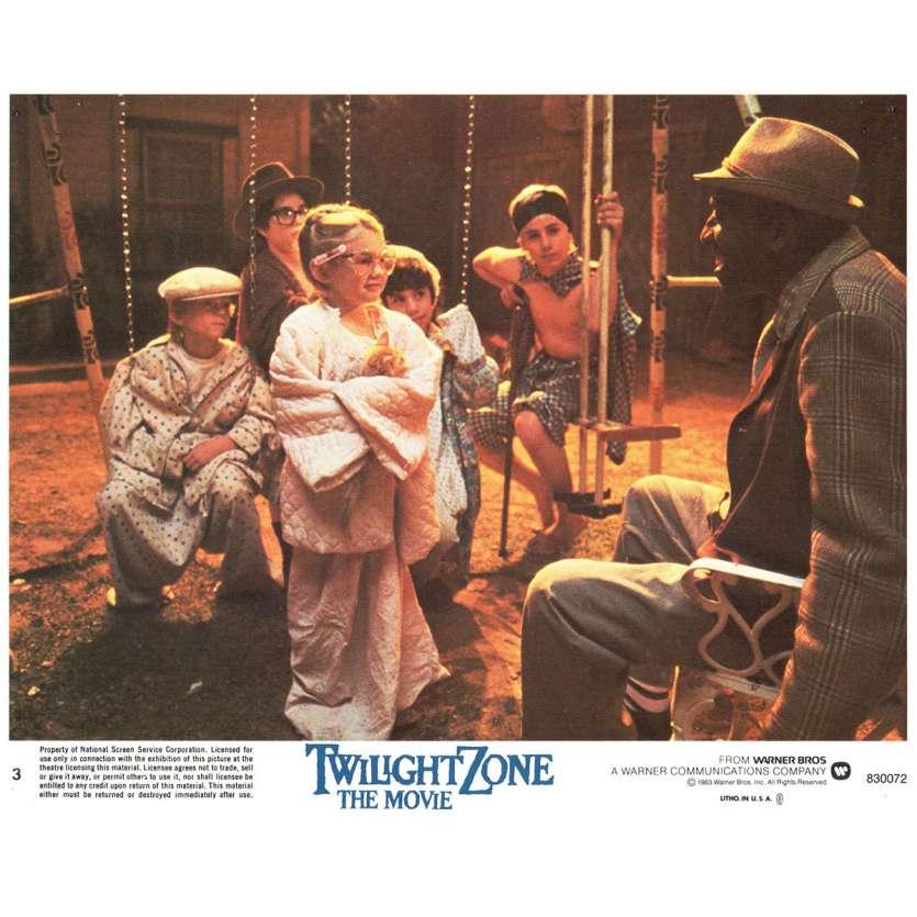 LA QUATRIEME DIMENSION Photo de film N2 20x25 - 1983 - John Lightow, Steven Spielberg