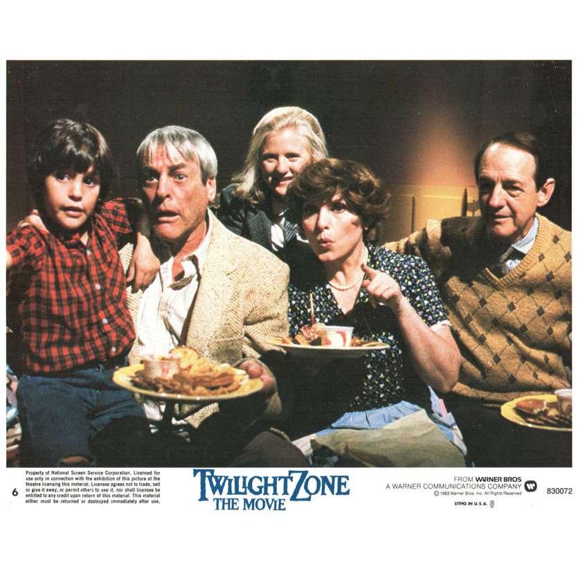 LA QUATRIEME DIMENSION Photo de film N5 20x25 - 1983 - John Lightow, Steven Spielberg