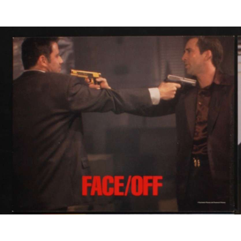 VOLTE FACE Photo de film N1 28x36 - 1996 - Nicolas Cage, John Woo