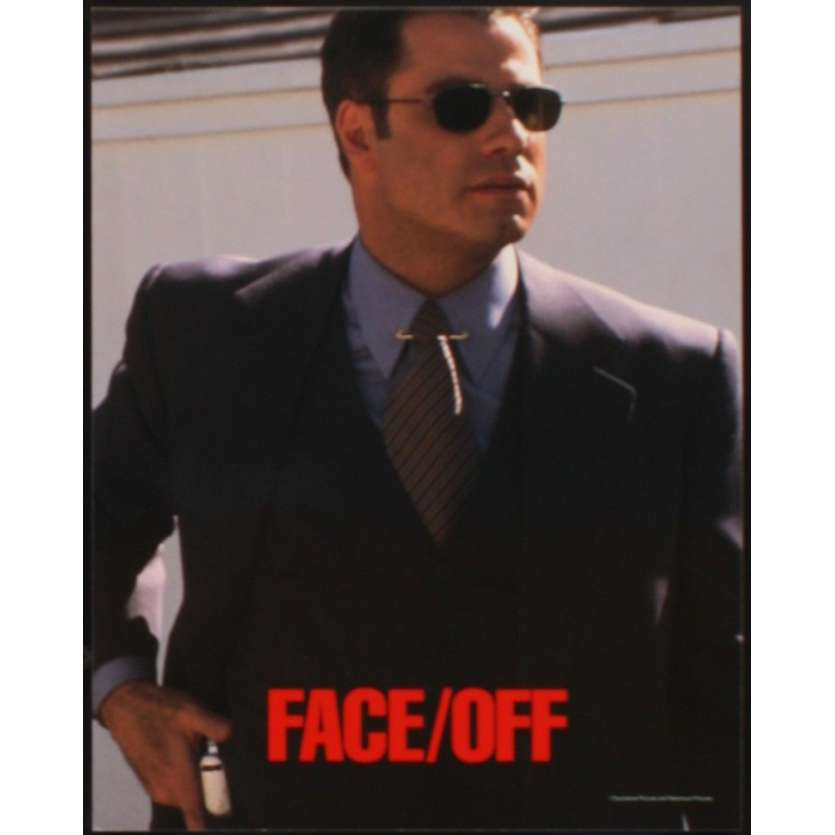 VOLTE FACE Photo de film N2 28x36 - 1996 - Nicolas Cage, John Woo