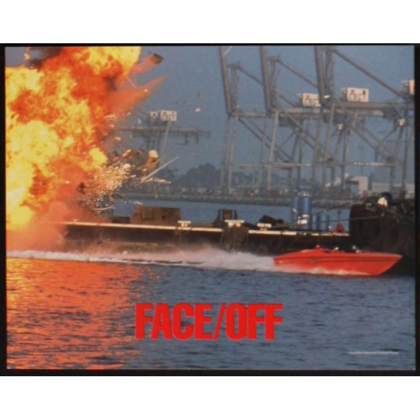 VOLTE FACE Photo de film N3 28x36 - 1996 - Nicolas Cage, John Woo