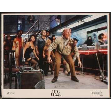 TOTAL RECALL Photo de film N6 28x36 - 1990 - Arnold Schwarzenegger, Paul Verhoeven