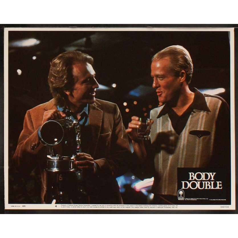 BODY DOUBLE Photo de film N4 28x36 - 1984 - Melanie Griffith, Brian de Palma