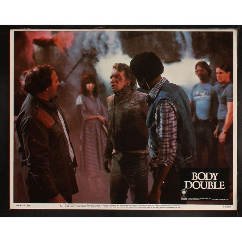 BODY DOUBLE Photo de film N7 28x36 - 1984 - Melanie Griffith, Brian de Palma