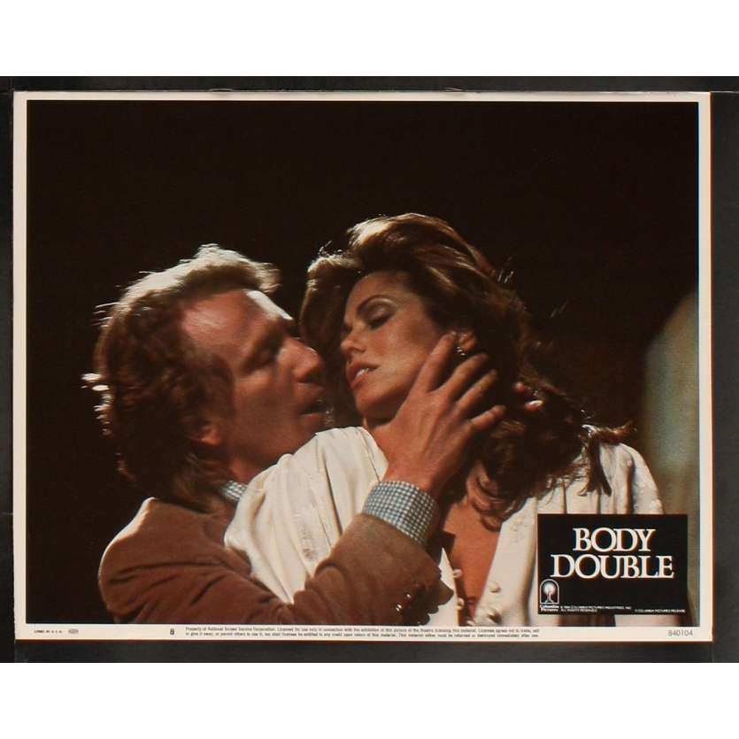 BODY DOUBLE Photo de film N8 28x36 - 1984 - Melanie Griffith, Brian de Palma