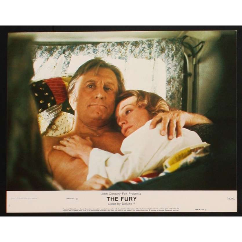 THE FURY US Lobby Card 11x14- 1979 - Brian de Palma, Kirk Douglas