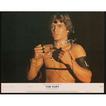 THE FURY US Lobby Card 11x14- 1979 - Brian de Palma, Kirk Douglas