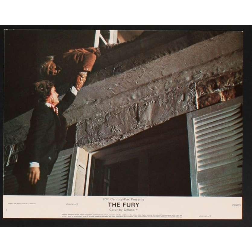 FURIE Photo de film N7 28x36 - 1979 - Kirk Douglas, Brian de Palma