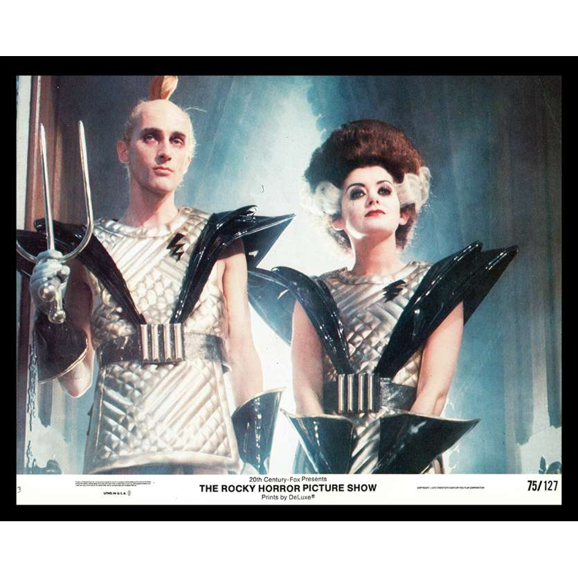 ROCKY HORROR PICTURE SHOW Photo de film N1 28x36 - 1975 - Tim Curry, Jim Sharman
