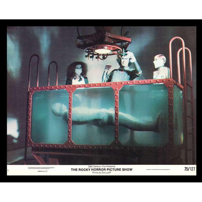ROCKY HORROR PICTURE SHOW Photo de film N2 28x36 - 1975 - Tim Curry, Jim Sharman