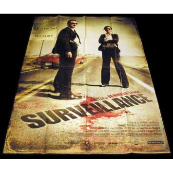 SURVEILLANCE Affiche de film 120x160 - 2008 - Julia Ormond, Jennifer Chambers Lynch