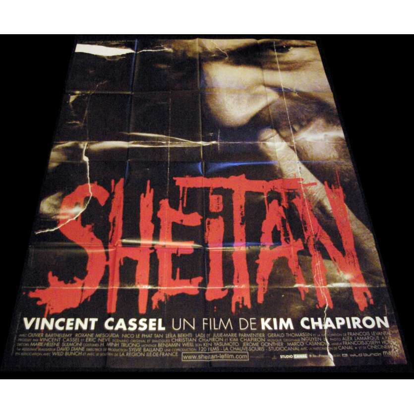 SHEITAN French Movie Poster 47x63- 2006 - Kim Chapiron, Vincent Cassel