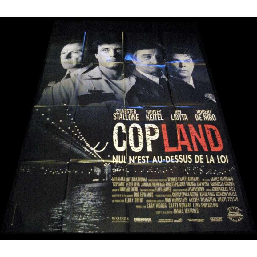 COPLAND Affiche de film C6 120x160 - 1992 - Sylvester Stallone, James Mangold