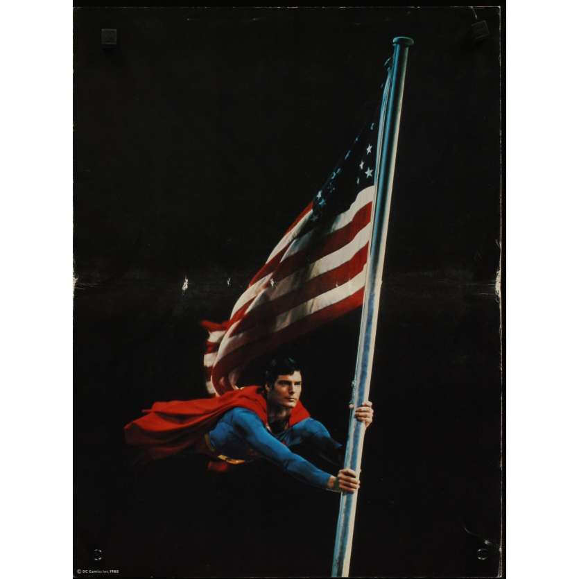 SUPERMAN II US Movie Still 4 16x20- 1981 - Richard Lester, Christopher Reeves