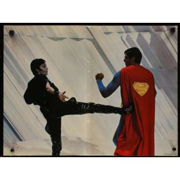 SUPERMAN II US Movie Still 2 16x20- 1981 - Richard Lester, Christopher Reeves